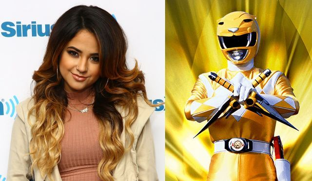 Becky G Joins the Power Rangers Reboot.