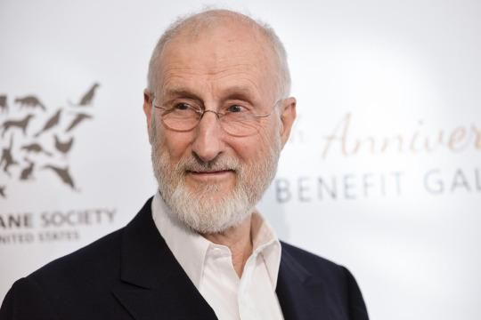 Actor James Cromwell was one of two people escorted from an upstate New York business event for protesting an award given to an energy company.  The Times Herald-Record of Middletown reports that the 75-year-old actor whose work includes Babe and L.A. Confidential was removed from the Tuesday night event
