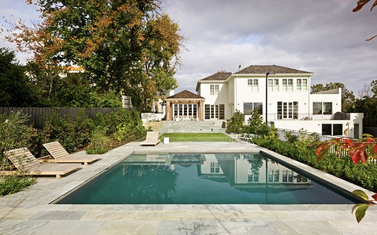 Traditional Pool, Toorak Image 1