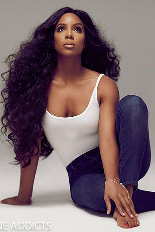 Kelly Rowland Channels Four Iconic Women Through Hair And It's Epic