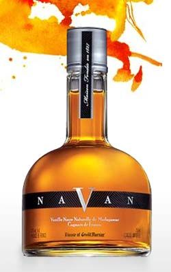 Navan - vanilla cognac; best. Stuff. Ever. If anybody can find this stuff, let me know, ASAP! Will pay good $$ lol