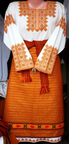 #Ukrainian #style Hand embroidered #vyshyvanka, Magical Space/ #Hutsul
