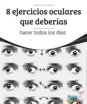 8 ejercicios oculares que deberías hacer todos los días Aunque en ocasiones nos olvidamos de hacerlo cuando estamos delante del ordenador, es muy importante que parpadeemos para lubricar el ojo y evitar que se reseque