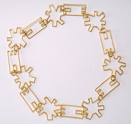 202 best cool handmade chain images on Pinterest Jewelry