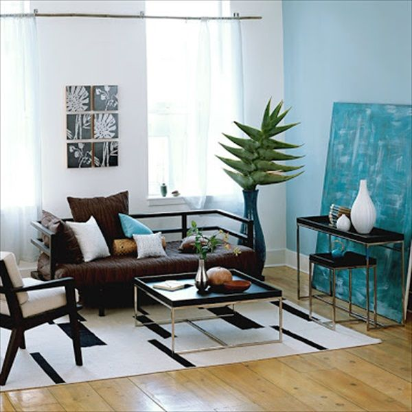 Four Zen Living Room Design Ideas