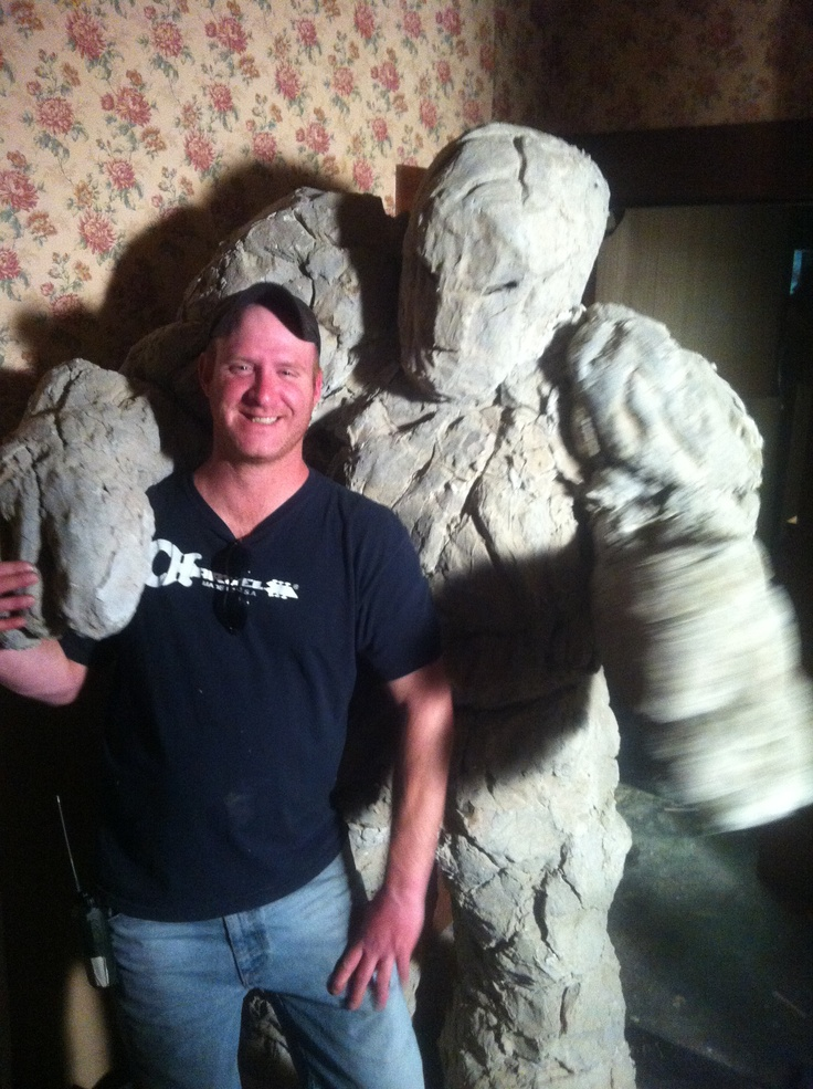 Golem from The Haunting hour...fun episode!
