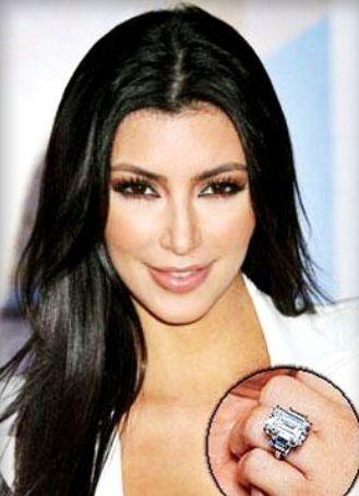 Il taglio del diamante solitario di Kim Kardashan http://molu.it/come-scegliere-tagli-delle-pietre-guida/