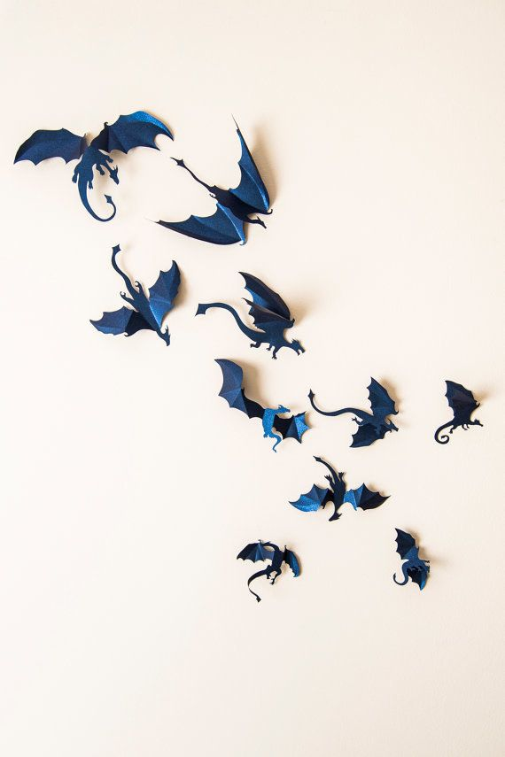 OK so maybe you're not Daenerys Targaryen, but if you like dragons, these things are for you!