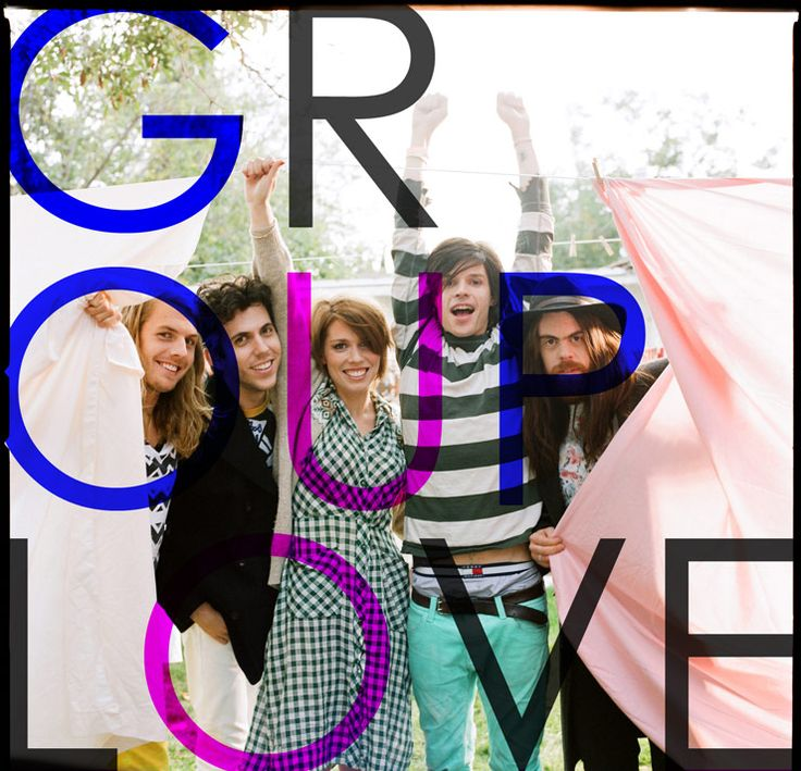 Grouplove Spreading Rumors 24 Best images about G...