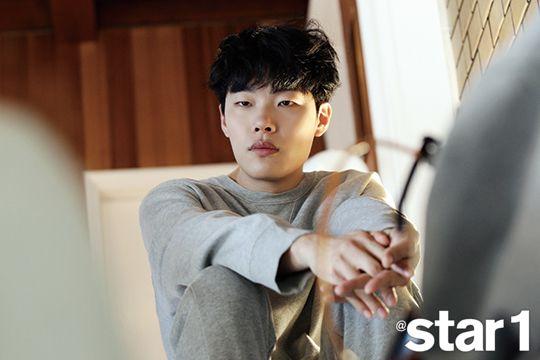 Ryu Jun Yeol - @Star1 Magazine February Issue '17