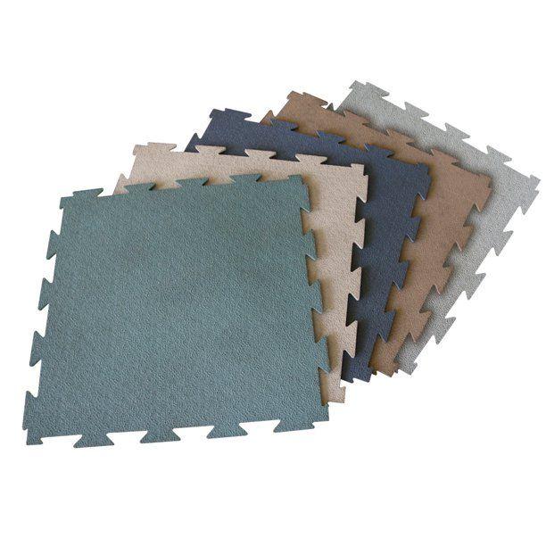 Home Improvement Interlocking Flooring Rubber Tiles Flooring