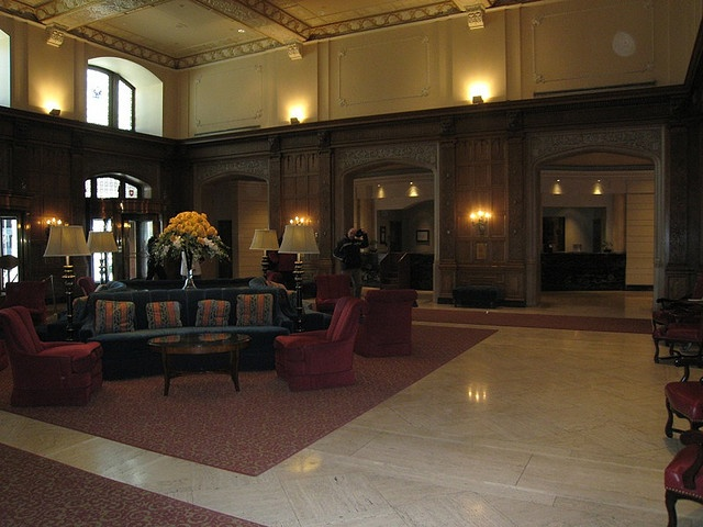 Chateau Laurier foyer