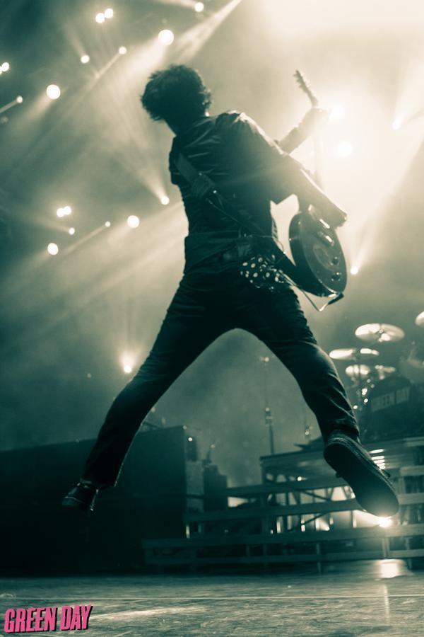 Green Day 2013-04-07 Brooklyn, NY