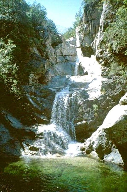 Corsica - Cascades et Canyons - Lama - Commune : Zicavo.(Canyon de Lama).(Corse du Sud)