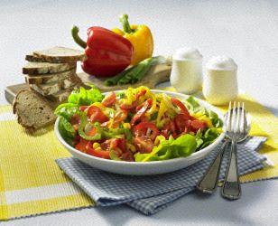 Leichter Puszta-Salat