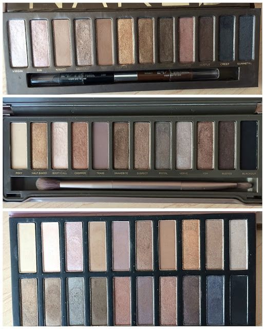 Beauty Broadcast: Coastal Scents Revealed Palette - Naked Dupes. One Naked palette is $54 for twelve shadows, but a Coastal Scents Revealed Palette is $20 (or less if you catch a sale!) for twenty colors, almost all of which match the shades of Naked 1 and 2. Give it a shot!