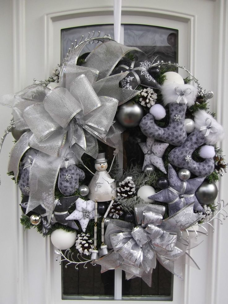 114 best weihnachtskr nze christmas wreath images on pinterest christmas wreaths decoration. Black Bedroom Furniture Sets. Home Design Ideas
