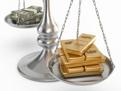 Investing In Gold vs Investing In Currency.. Gold Holds Higher Value and Its Price Appreciates Faster Than Paper Money (Currency).Investing In Gold Has Been Made Easy And Affordable. You Can Buy a 999.99 Pure Gold And Keep It And Selling It In The Future When The Price Of Gold Is Higher.