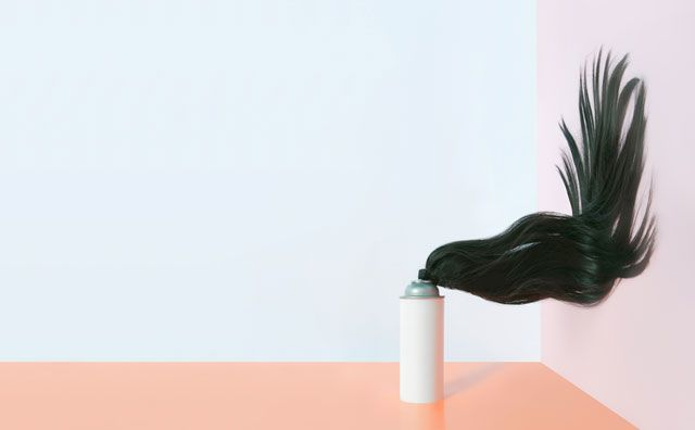 True Lies: Suggestive Fashion Photography by FAKEDCANDID //  http://www.yatzer.com/fakedcandid-paint-job