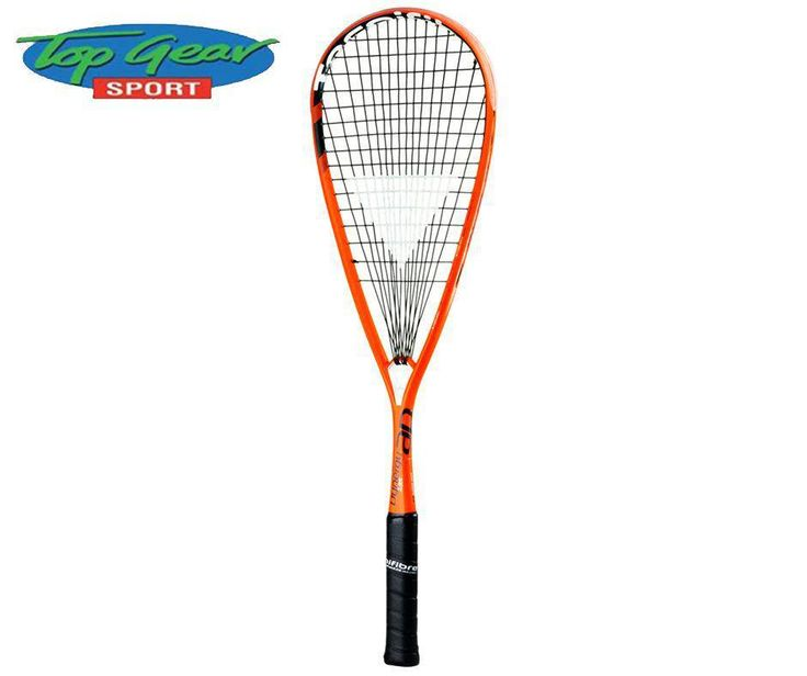 The Tecnifibre Dynergy AP 135, available from #TopGearSport is a great choice squash racket for those wanting both power and stability. Visit us in-store or contact us on 044 873 0626.