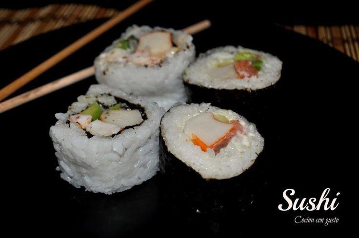Sushi, para novatos. ¡Con esta receta es imposible que salga mal!