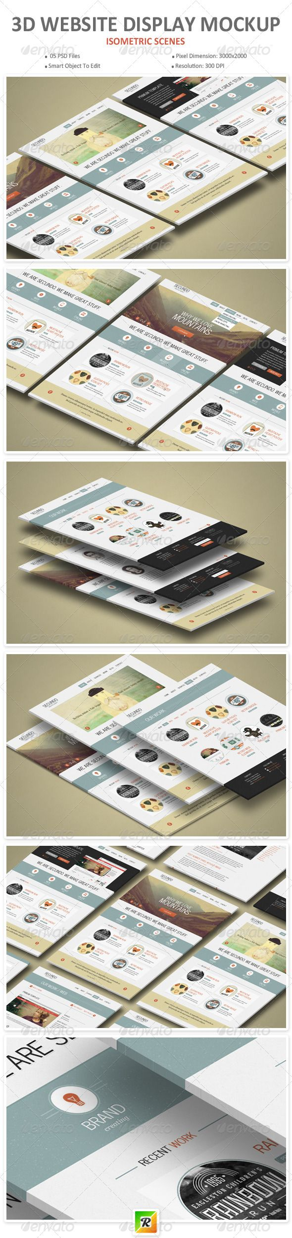 3d Website Display Mockup 3d mockup, a4 paper, app design, application, clean, display mockup, gui, gui mockup, ios, iphone, mobile display, photoshop, presentation, responsive, showcase, web design, web template, webe theme, webpage, website, 3d Website Display Mockup