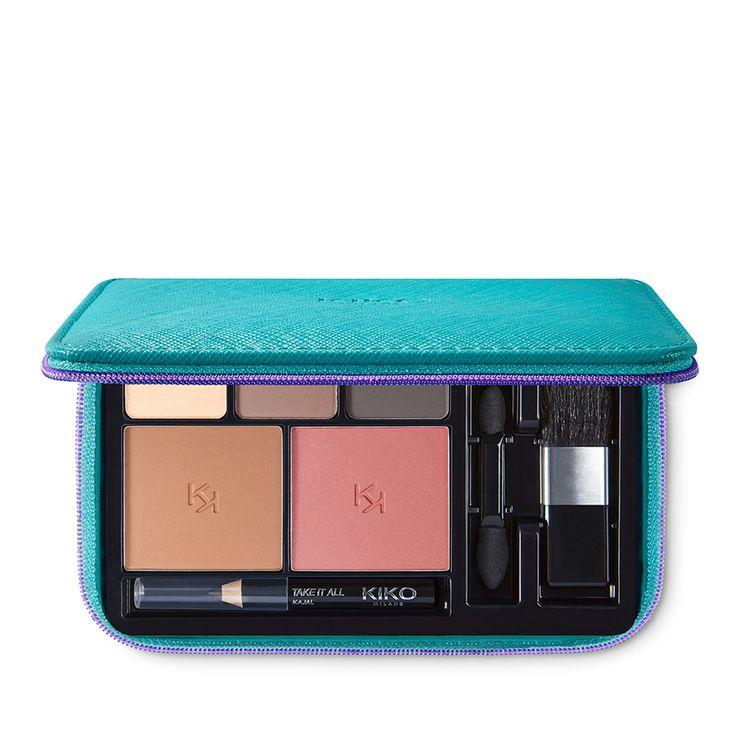 Palette viso e occhi - Take It All Beauty Kit – KIKO MILANO