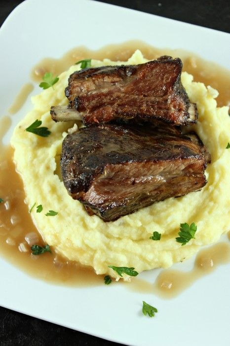 72 Hour Sous Vide Short Ribs - Solid Gold Eats