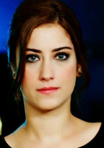 """Hazal Kaya - """"A.Ş.K"""" TV Series 2013/2014 #Makeup"""