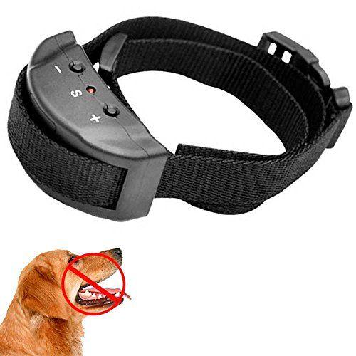 Collar de Adiestramiento Receptor Electrico para Perros Sonido Antiladridos New #Collar #Adiestramiento #Receptor #Electrico #para #Perros #Sonido #Antiladridos