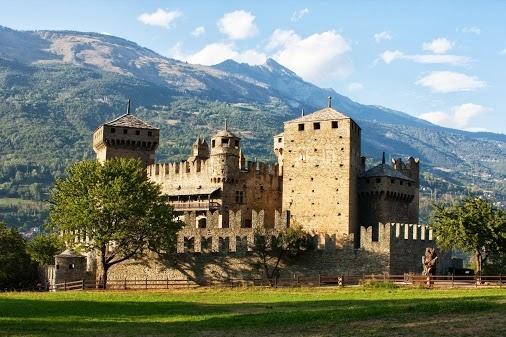 Castello di Fénis - Valle dAosta