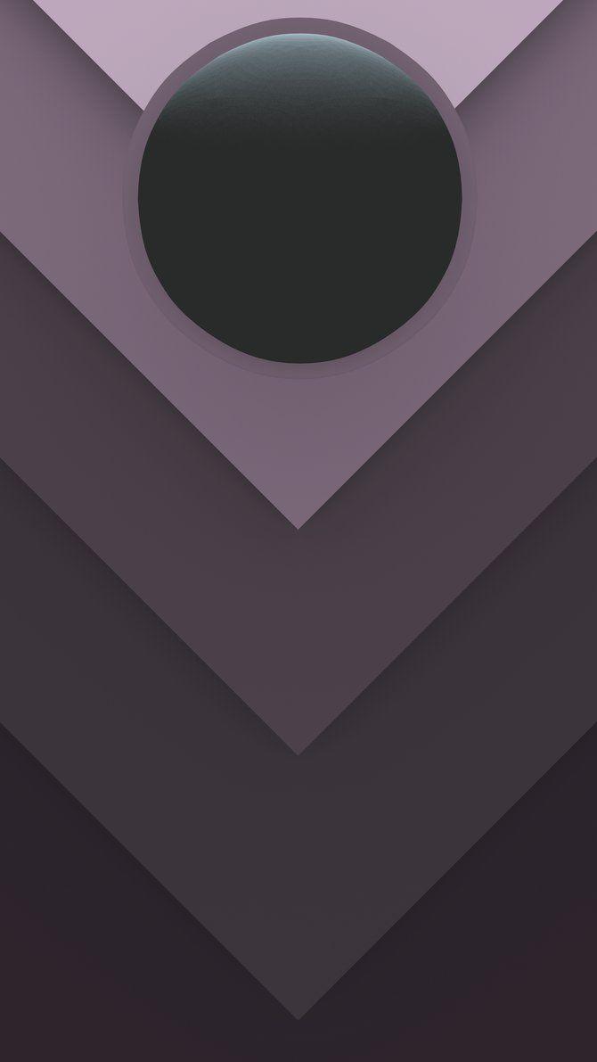 Phone Wallpaper Minimalistic Hd Purple By Bluhurr On Deviantart Phone Wallpaper Wallpaper Phone Background Patterns
