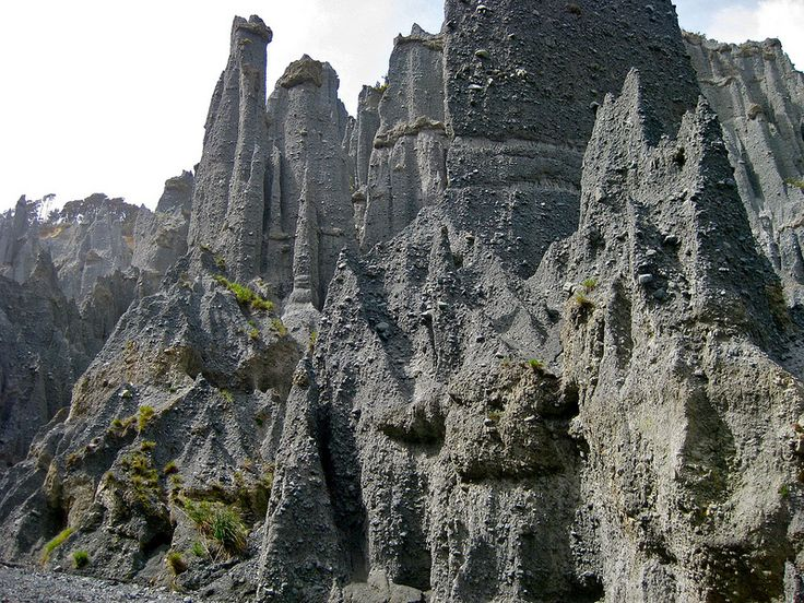 Putangirua Pinnacles Scenic Reserve ; 5 Middle Earth Locations You Can Visit in Real Life