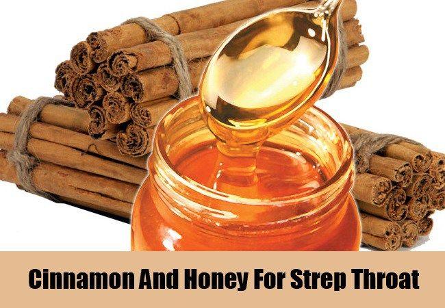 Cinnamon And Honey For Strep Throat