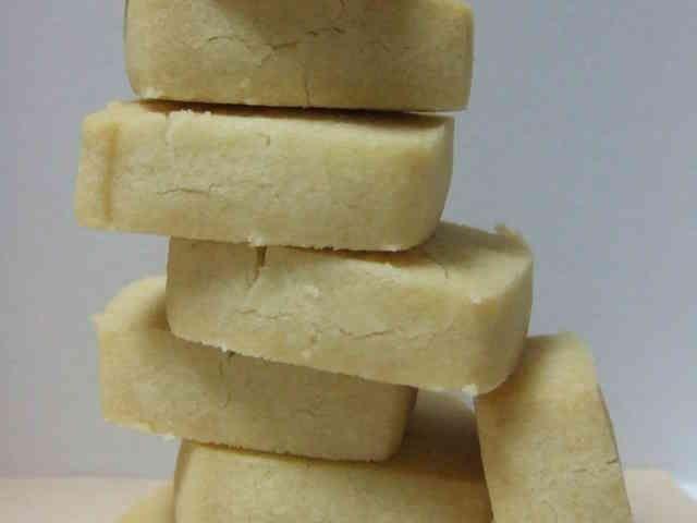 オリーブオイルの塩サブレ(クッキー)の画像
