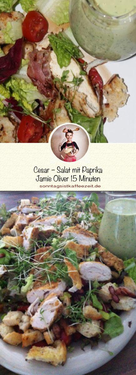 25+ melhores ideias de Salat Rezept Jamie no Pinterest - 15 minuten küche