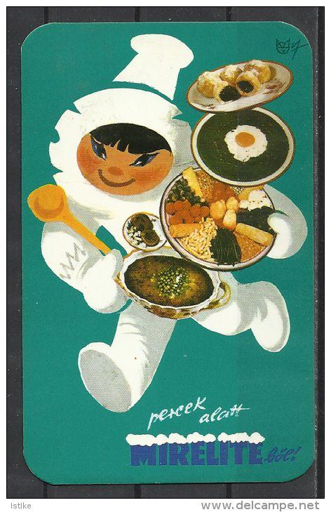 Mirelite - Hungary, Eskimo/Inuit Girl with Deep Frozen Food, 1981.