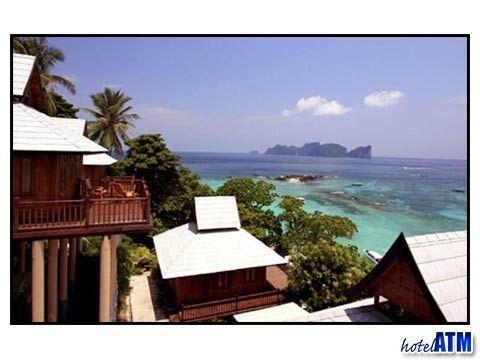 Phi Phi Island, Thailand: The Beach Resort - spent a week of my honeymoon here