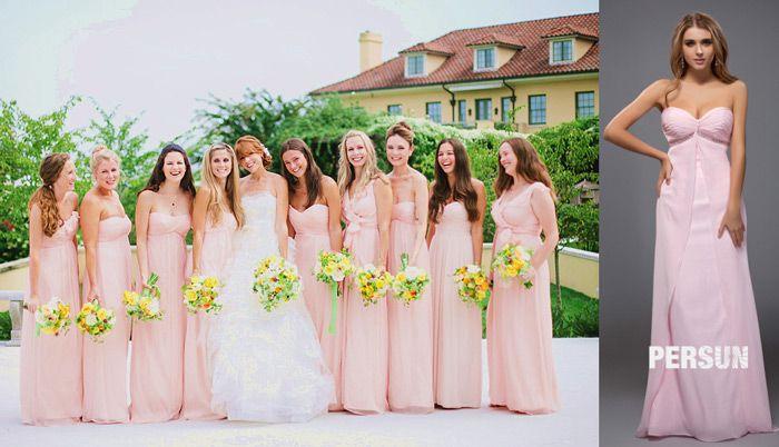pink-long-Bridesmaid-Dresses-UK-cheap