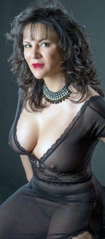 Slutty milf lingerie