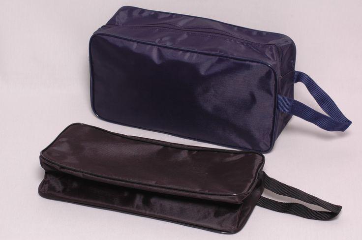 Nylon Shoe Bag.
