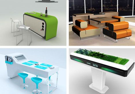 90 Unusually Awesome Urban Furniture Designs | WebUrbanist