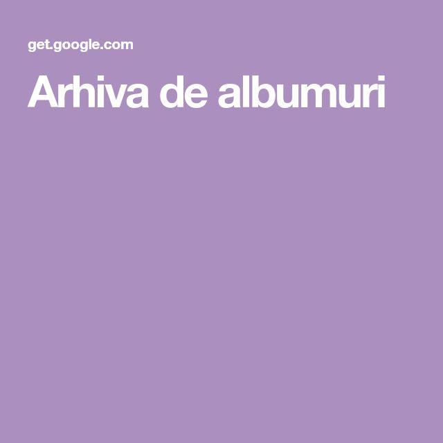 Arhiva de albumuri