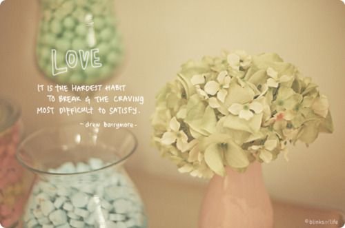 Love: Blinksoflif Prints, Drew Barrymore