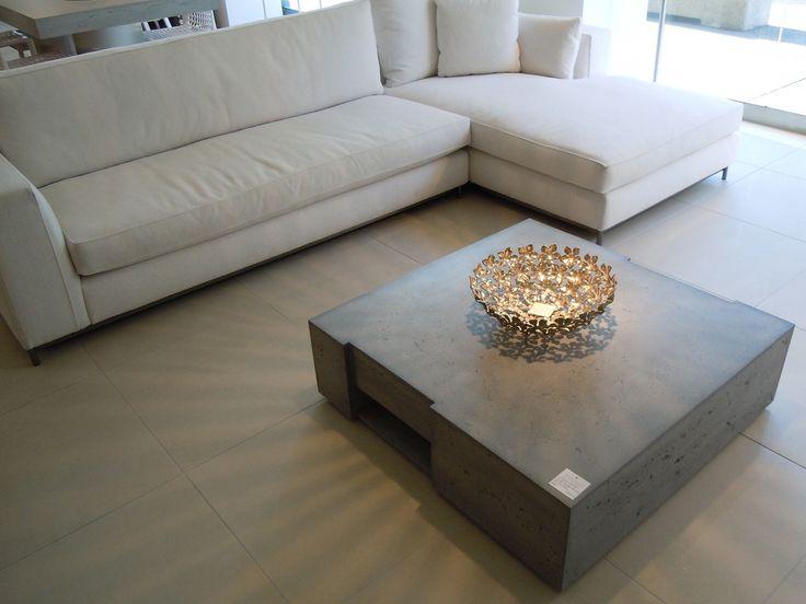Design Beistelltisch Aus Beton Prisma Concrete Lcda Couchtisch Design  Couchtisch Beton Betonmobel Couchtisch Couchtisch Herkules Eiche