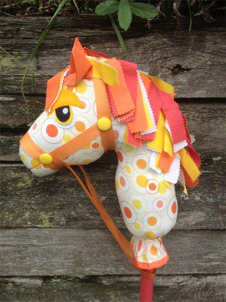 OOAK Hobby Horse (Wooie)  #123 Willow