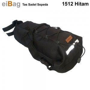 Saddle bag sepeda adalah nama lain dari tas sadel sepeda, saat ini tersedia 2 model dengan beberapa pilihan warna yang sudah diproduksi oleh EIBAG Bandung.
