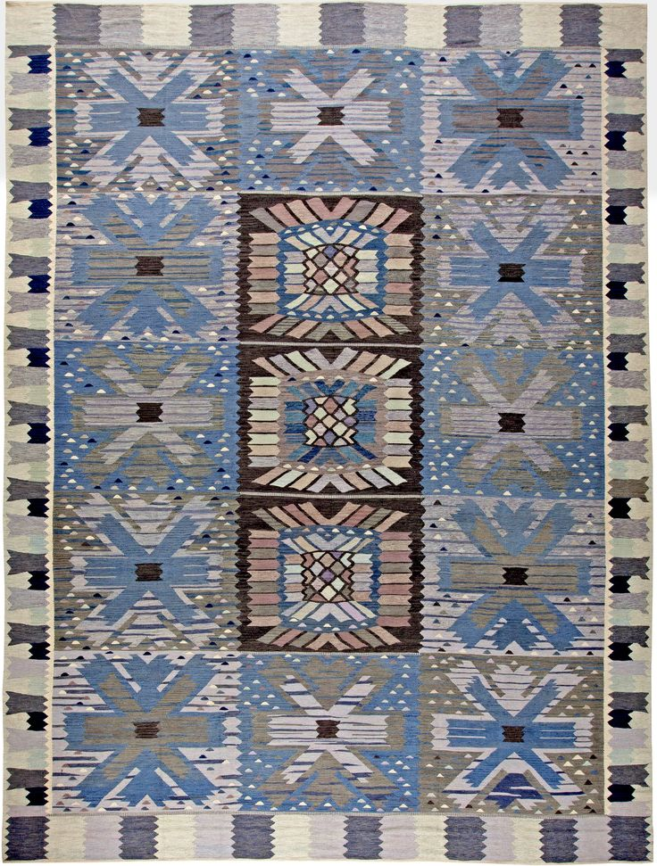 Swedish Design Rug N11106 By Doris Leslie Blau