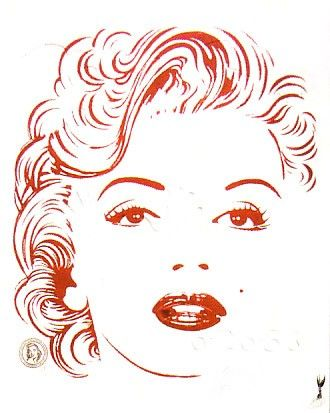 i think i want a marylin tattoo, like with a skull incorporated onto her... bc it's an illusion, fading, meaningless