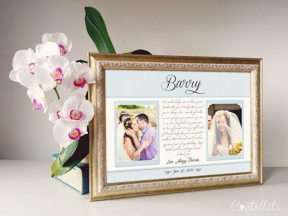 Best Wedding Gift Ideas For Best Friend: Best 25+ Brother Wedding Gifts Ideas On Pinterest